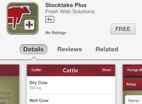 Stocktake Plus Application